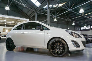 2013 Opel Corsa SL Colour Edition White 5 Speed Manual Hatchback Port Melbourne Port Phillip Preview