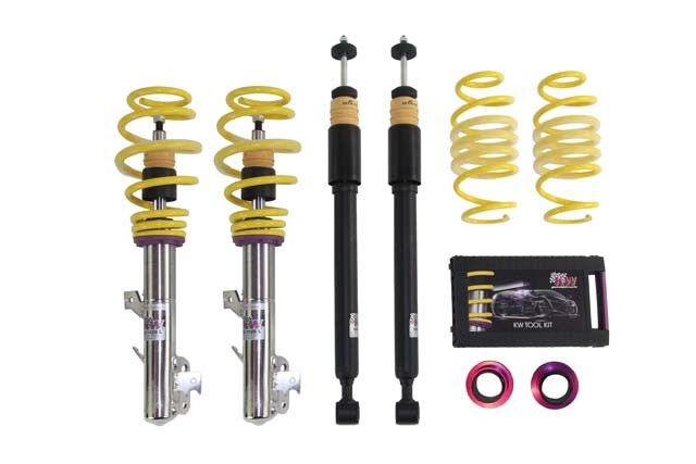 KW Suspensions V1 Coilover Kit #10230063  Ford Fiesta ST 2014-2017