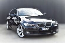 2006 BMW 323I E92 Steptronic Black 6 Speed Sports Automatic Coupe Berwick Casey Area Preview