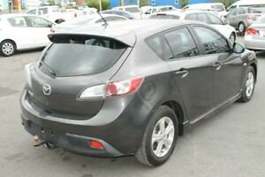 2009 Mazda 3 BL10F1 Maxx Grey 6 Speed Manual Hatchback Bungalow Cairns City Preview