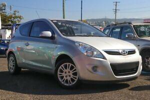 2011 Hyundai i20 PB MY11 Active Silver 5 Speed Manual Hatchback Moorooka Brisbane South West Preview