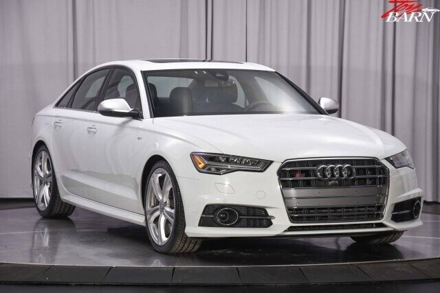Image 10 Voiture American used Audi S6 2016