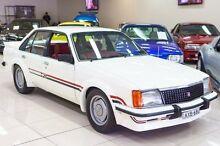 1983 Holden Commodore VH SL White 3 Speed Automatic Sedan Carss Park Kogarah Area Preview