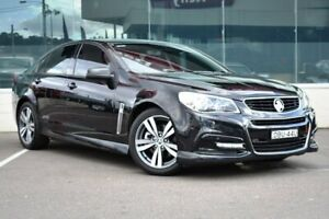 2015 Holden Commodore VF MY15 SS Black 6 Speed Manual Sedan Cardiff Lake Macquarie Area Preview