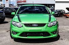 2009 Ford Falcon FG XR6 Ute Super Cab Turbo Green 6 Speed Manual Utility Parramatta Parramatta Area Preview