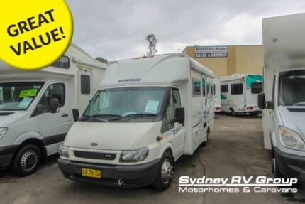 U3834 Winnebago Freewind Only 1 Owner From New With FSH! Penrith Penrith Area Preview