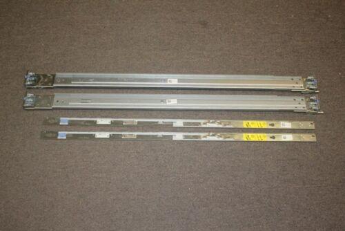 Dell YT0VD 1HGRH Inner & Outer Sliding Rapid Rail Kit PowerEdge R310 / R410 QTY