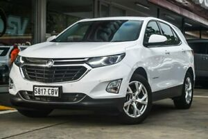 2018 Holden Equinox EQ MY18 LT FWD White 6 Speed Sports Automatic Wagon Somerton Park Holdfast Bay Preview