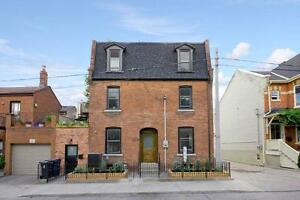 Trinity Bellwoods/Queen West Home -3 bedroom 3 bathrrom