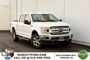 2018 Ford F-150 XLT / XTR / ACCIDENT FREE / BACK UP CAM/
