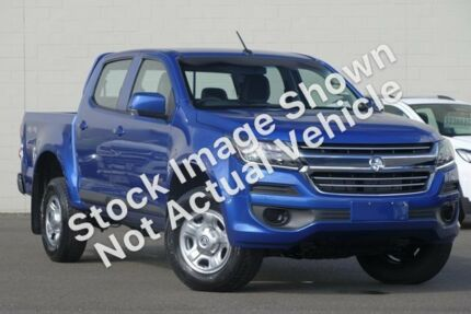 2019 Holden Colorado RG MY19 LS Pickup Crew Cab Grey 6 Speed Sports Automatic Utility Adelaide CBD Adelaide City Preview