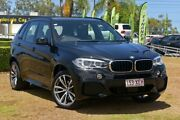 2014 BMW X5 F15 xDrive30d Black 8 Speed Sports Automatic Wagon Southport Gold Coast City Preview