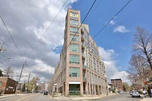 *High Park Lofts in Roncesvalles -  2 Storey Lower Pent House!*