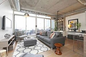 Incredible Loft @ Rarely Offered 32 Stewart – Must See Unit!!!