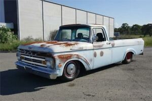 Ford F100 For Sale In Australia Gumtree Cars