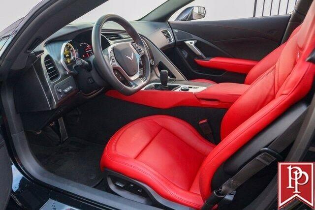 2016 Black Chevrolet Corvette  2LT   C7 Corvette Photo 9