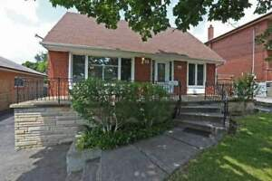 2 bedroom main floor apartment at Keele and Lawrence area
