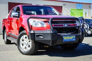 2014 Holden Colorado RG MY14 LTZ Crew Cab Maroon 6 Speed Sports Automatic Utility Coopers Plains Brisbane South West Preview