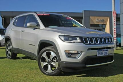 2018 Jeep Compass M6 MY18 Limited Grey 9 Speed Automatic Wagon Wangara Wanneroo Area Preview