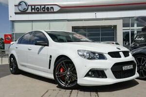 2015 Holden Special Vehicles ClubSport Gen-F MY15 R8 White 6 Speed Sports Automatic Sedan