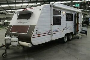2006 Supreme Spirit CV18179 Caravan Kilburn Port Adelaide Area Preview
