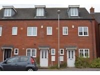 3 Bedroom Terraced Town House with garage - New Woodlands Park Development