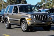 2005 Jeep Cherokee KJ MY2005 Extreme Sport Bronze 4 Speed Automatic Wagon Ringwood East Maroondah Area Preview