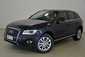 2013 Audi Q5 8R MY14 TDI S tronic quattro Blue 7 Speed Sports Automatic Dual Clutch Wagon