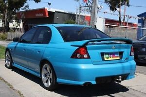 2006 Holden Commodore VZ MY06 SS Blue 4 Speed Automatic Sedan Altona North Hobsons Bay Area Preview