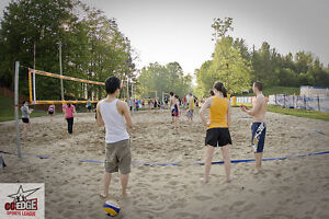 Co-Edge Sports - Summer Beach Volleyball Offerings