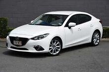 2013 Mazda 3 BL10L2 MY13 SP25 Activematic White 5 Speed Sports Automatic Sedan Main Beach Gold Coast City Preview