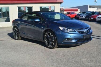 2016 Holden Cascada CJ MY16 Blue 6 Speed Sports Automatic Convertible