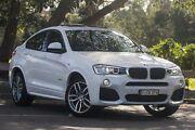 2014 BMW X4 F26 xDrive20i Steptronic Alpine White 8 Speed Automatic Wagon Ringwood East Maroondah Area Preview
