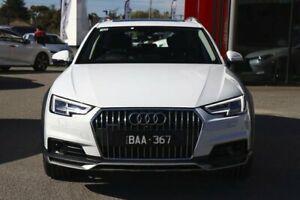 2016 Audi A4 B9 8W MY17 Allroad S Tronic Quattro White 7 Speed Sports Automatic Dual Clutch Wagon