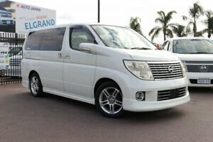 Nissan Elgrand 8 Seater Wagon 2.5L V6 Kenwick Gosnells Area Preview