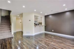 3 BR, 3 WR Condo TH, Family Room in Bsmt,close to Go Station