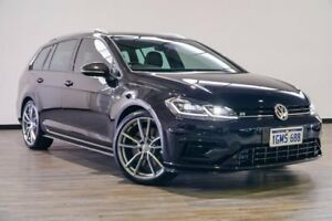 2017 Volkswagen Golf 7.5 MY18 R DSG 4MOTION Wolfsburg Edition Black 7 Speed Myaree Melville Area Preview