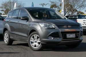 2013 Ford Kuga TF Ambiente 2WD Grey 6 Speed Manual Wagon Hoppers Crossing Wyndham Area Preview