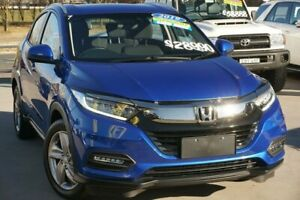 2019 Honda HR-V MY19 VTi-S Blue 1 Speed Constant Variable Hatchback Pearce Woden Valley Preview