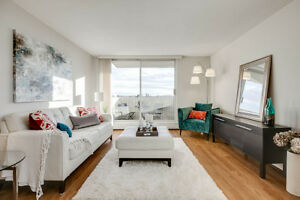 Great 2 bedrooms with utilities included at Victoria Place