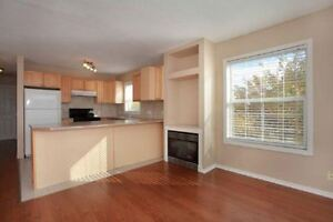 NEW RENO'D, 2 BDRM TOWNHOUSE, CABLE  + WIFI  + FULLY FURNSHED