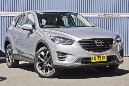 2016 Mazda CX-5 KE1032 Akera SKYACTIV-Drive AWD Silver 6 Speed Sports Automatic Wagon