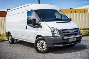 2010 Ford Transit White Manual Van Gepps Cross Port Adelaide Area Preview