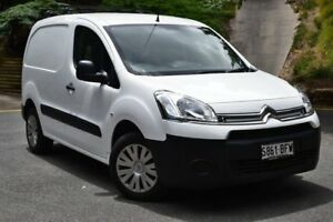 2014 Citroen Berlingo B9C MY14 L1 White 5 Speed Manual Van St Marys Mitcham Area Preview