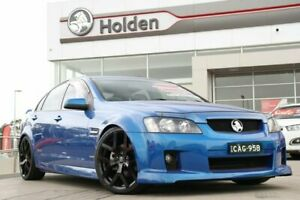 2009 Holden Commodore VE MY10 SS Voodoo Blue 6 Speed Sports Automatic Sedan
