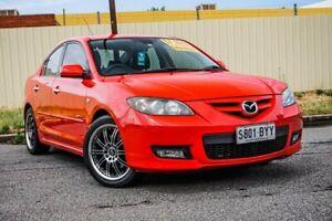 2008 Mazda 3 BK1032 SP23 Red 6 Speed Manual Sedan Gepps Cross Port Adelaide Area Preview