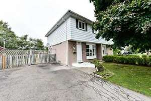 Fully Renovated Semi-Detached 2Storey Family Home W/New Kitchen