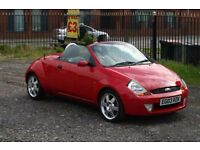Ford StreetKa Convertible 1.6 (Cheap convertible with MOT)