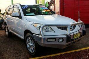 2012 Great Wall X240 CC6461KY MY12 White 5 Speed Manual Wagon Minchinbury Blacktown Area Preview