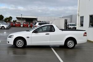 2010 Holden Ute VE MY10 Omega White 4 Speed Automatic Utility Pakenham Cardinia Area Preview
